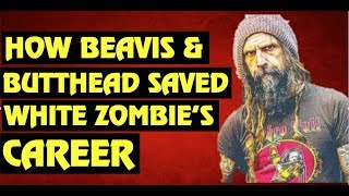 White Zombie: How Beavis and Butthead Saved The Band's Career