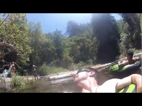Big Sur- River Rafting, biking,boulder climbing at the Gorge