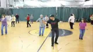 Country line dance Different Shoes demo
