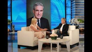 Chelsea Handler Is Sexually Attracted to Robert Mueller