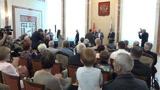 Посол России вручил медали белорусам строившим БАМ