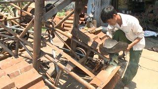 Phóng Sự Việt Nam: Hiệu quả từ những sáng chế của nông dân