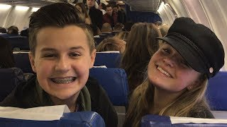 #49 MAX & ANNE vliegen terug naar NEDERLAND✈️ | JUNIORSONGFESTIVAL.NL🇳🇱