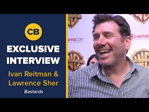 EXCLUSIVE Interview: Ivan Reitman & Lawrence Sher - CinemaCon