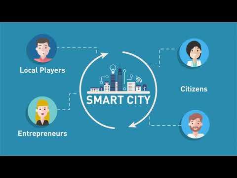 Умный город что мы знаем - Smart City