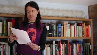 """Rohan Quine's """"The Beasts of Electra Drive"""" reading in Saint Pancras Clock Tower"""