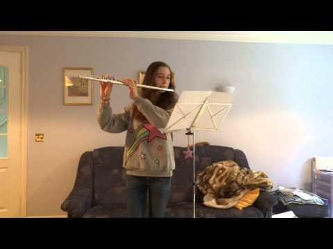 Me playing Let It Go from Frozen on flute