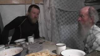 Обед. Прощание с Виталием Калинниковым. 09. 08. 2016