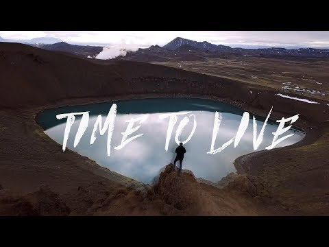 TIME TO LIVE (Iceland 冰島 Road Trip)