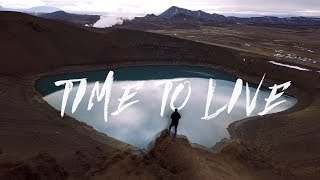Iceland 冰島 Road Trip - Time To Live
