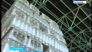 видео Поставки стеклотары с Камышинского стеклотарного