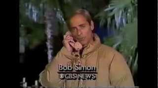 Gulf War Journalism 1991 News Footage - CBS
