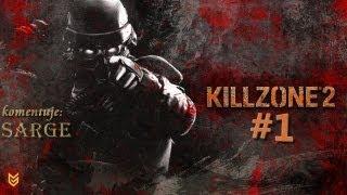 Zagrajmy w Killzone 2 odc. 1 - Atak na planetę Helghan