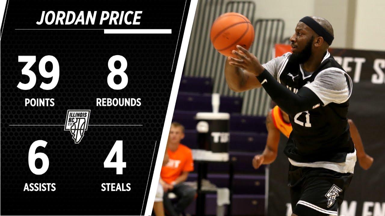 Jordan Price Highlights VS Hilton Magic