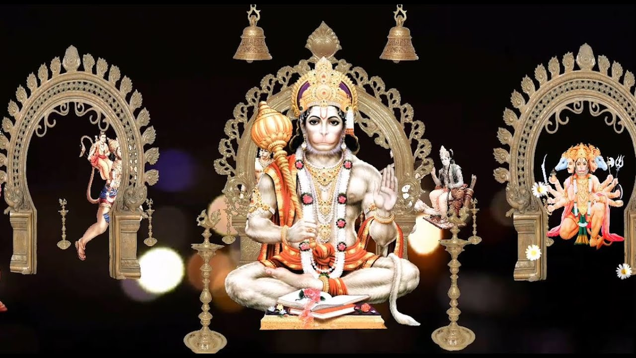 Hanuman Ji 3d Live Wallpaper