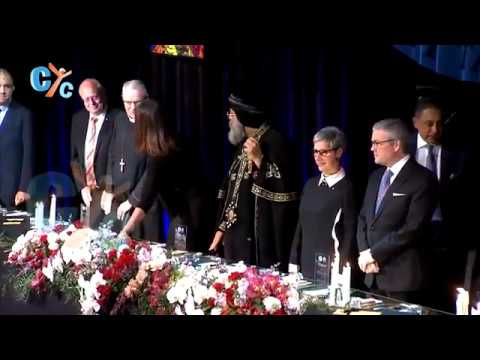 Papal Gala Dinner With H.H. Pope Tawadros II, Melbourne, Victoria (Full)