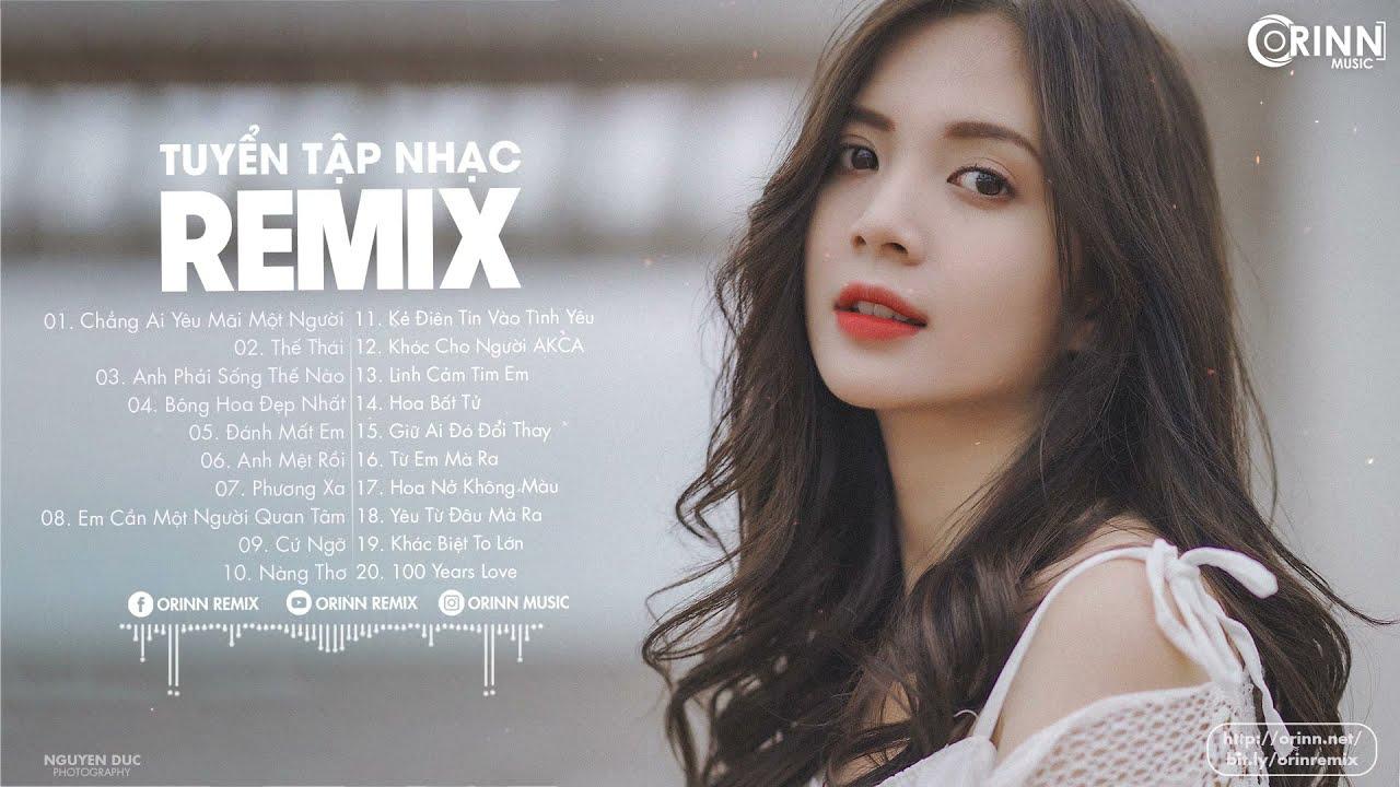 """NHẠC TRẺ REMIX 2020 HOT NHẤT HIỆN NAY - EDM Tik Tok ORINN REMIX - Lk Nhạc Trẻ Remix 2020 """"Cực Phiêu"""""""