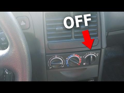 Не работает вентилятор печки на 1,2,3, положении | ВАЗ-2110 11, 12, 13 Приора,.