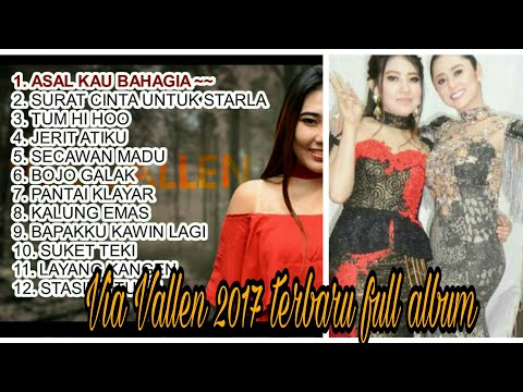 via vallen 2017 terbaru full album