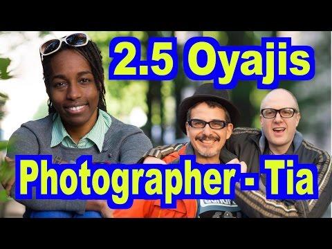 English Teacher Turned Pro-Photographer? Tia! (2.5 Oyajis)