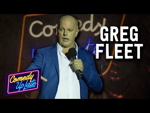 Greg Fleet - Comedy Up Late 2017 (S5, E5)