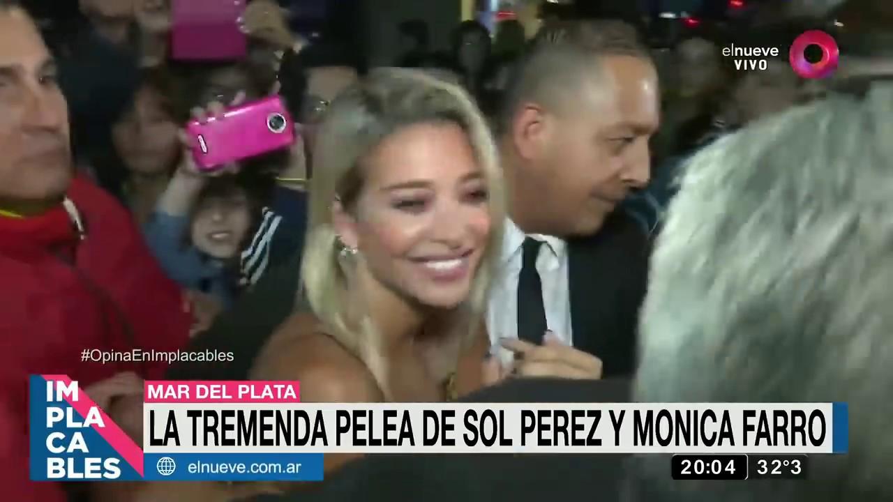 Download La tremenda pelea de Sol Pérez y Mónica Farro