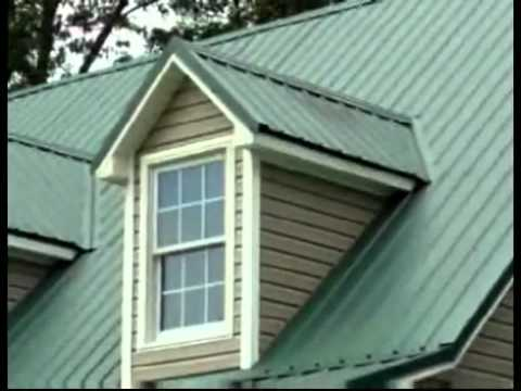 Marvelous Metal Roof Reduce Energy Bills Roofer Barnstable Hyannis Yarmouth Dennis  Centerville MA   YouTube