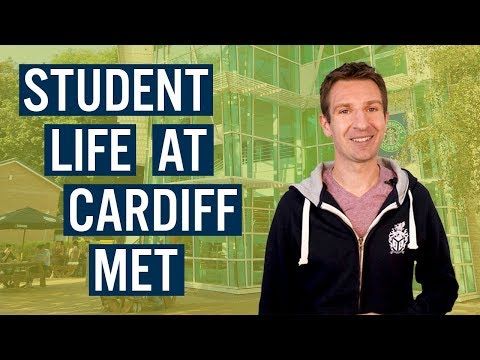 Student Life At Cardiff Metropolitan University - Study In The UK | Cardiff Met International