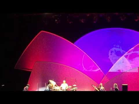 ARW Live  Opening & Perpetual Change YES Jon Anderson Trevor Rabin Rick Wakeman Ruth Eckerd Hall