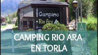Camping Rio Ara en Torla | MALETA Y VIAJE