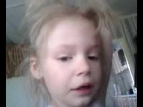6-летняя девочка на батле. Смешное видео про детей