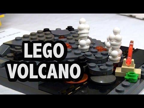 LEGO Hawaiʻi Volcanoes National Park | BrickFair Virginia 2016