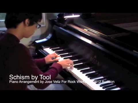 Schism- Tool Piano Solo Cover