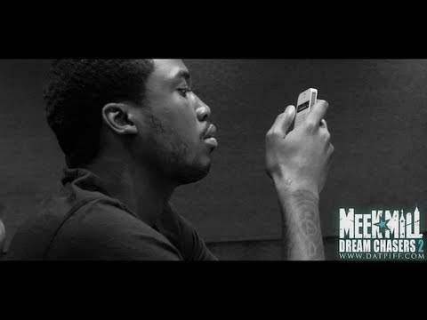 Meek Mill - The Making Of Dream Chasers 2 (Part 2) (Recording