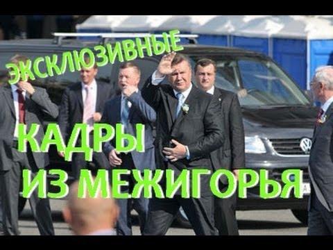 Побег Януковича: фотохронология событий - Новости общества