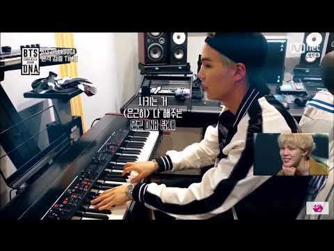 BTS COMEBACK SHOW DNA - SUGA'S ROOM
