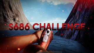 S686 CHALLANGE - 11 KILL! | PUBG MOBILE - ONE MAN SQUAD (1V4)