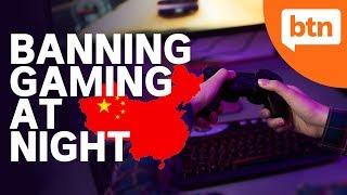 China Bans Kids From Gaming at Night - Today's Biggest News
