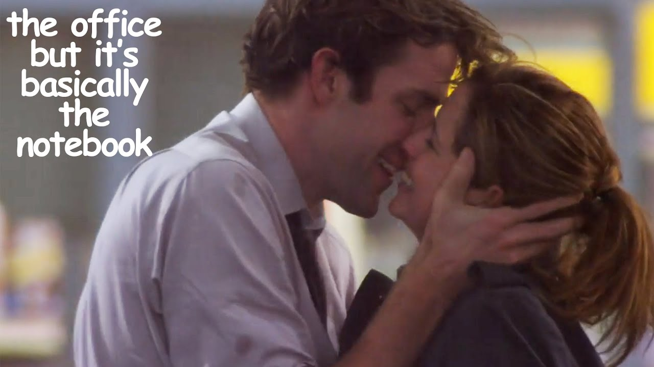 jim halpert is the most romantic character on the office: change my mind | Comedy Bites