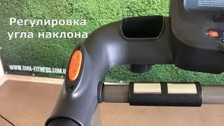Видео о Беговая дорожка OMA Fitness FASHION N1 5310CA