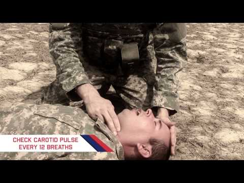 Combat Lifesaver Training Manual (U.S. Army)