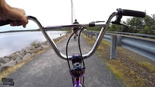 AWESOME 5 MILE BMX RIDE!