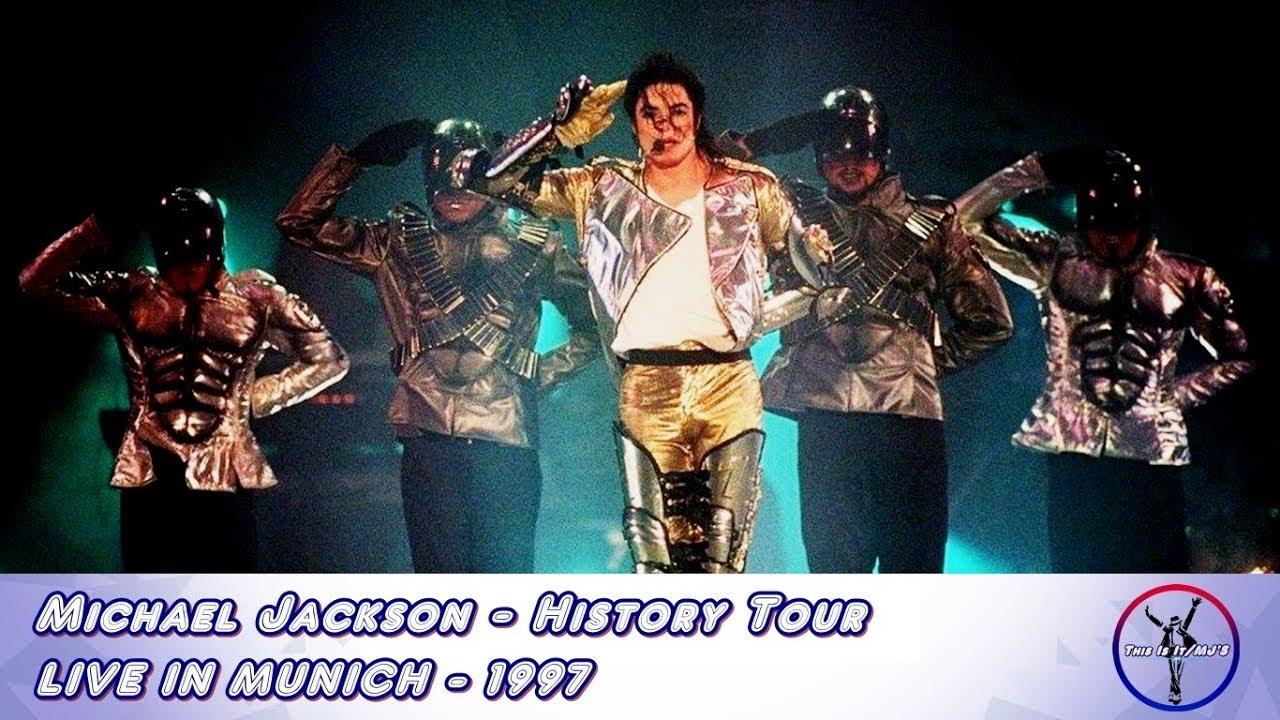 Michael Jackson - History Tour - Live In Munich - 1997