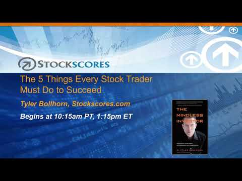 The 5 Things Every Stock Trader Must Do To Succeed