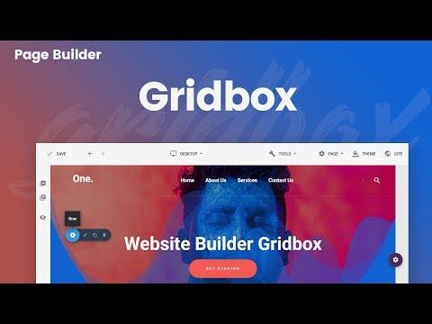 Key Features - Gridbox Documentation
