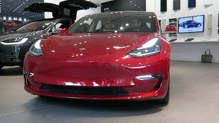 Tesla Model 3 | First look | Is this the game changing electric car?
