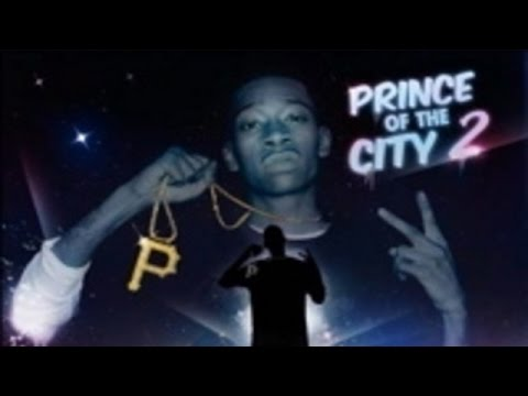 Wiz Khalifa - Prince Of The City 2 (Full Mixtape)