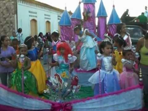 princesas en casanay, carnaval 2012.mpg - YouTube