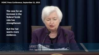 Yellen Stays Her Hand Amid Crosscurrents (9.26.16) DHJJ Financial Advisors, Naperville, IL