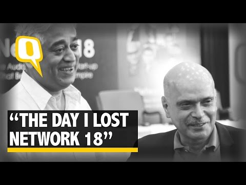 The Quint: Losing Network18 Was Like Losing My Identity